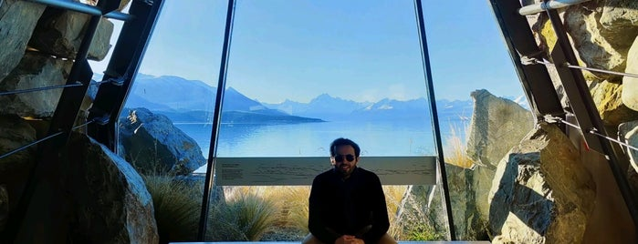 Lake Pukaki Visitor Centre is one of South Island Roadtrip.