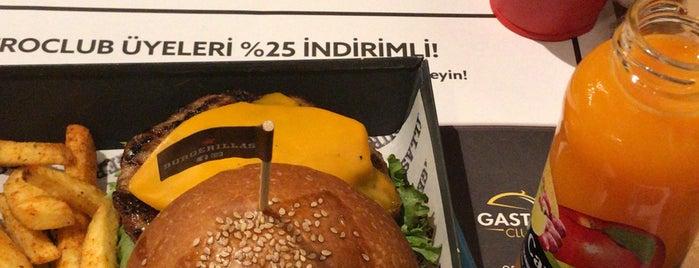 Burgerillas Caddebostan is one of Çağlar 님이 좋아한 장소.