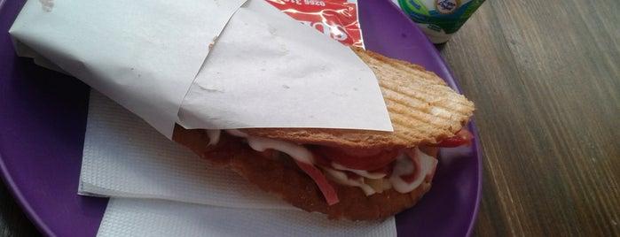 Sultan Fast Food is one of สถานที่ที่ Cenk ถูกใจ.