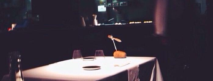 Cocinandos is one of Estrellas Michelin ★ ★ ★.
