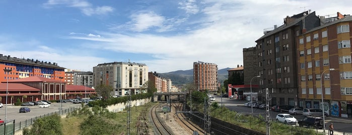 Ponferrada is one of Sitios Visitados.