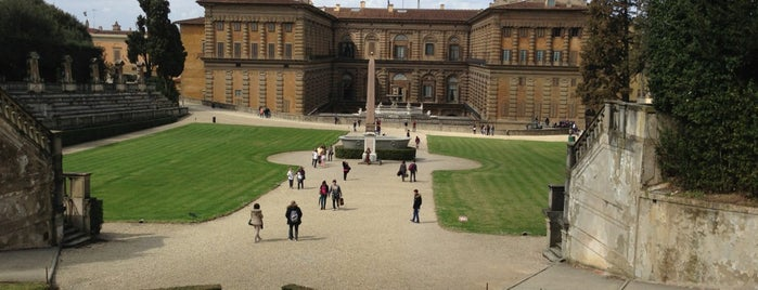 Boboli-Garten is one of FiReNZe.