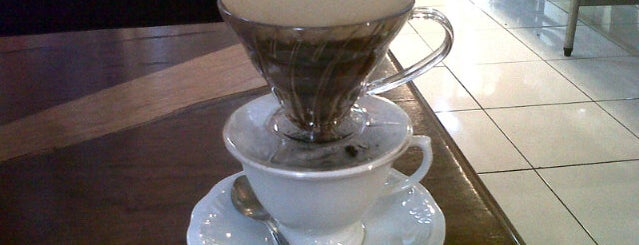Coffee Lab is one of Padoca e Café.