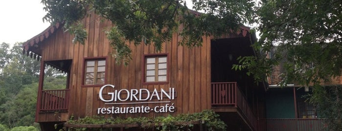 Giordani Café Da Colônia is one of Onde comer bem em Porto Alegre e Serra Gaúcha.