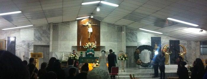 Parroquia Señor de los milagros is one of EPC.