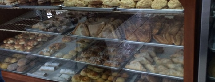 La Estrella Bakery is one of T-Town.
