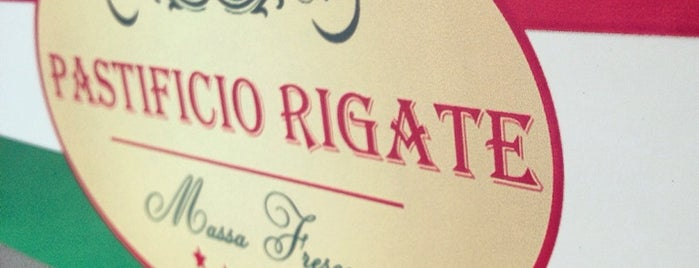 Pastificio Rigate is one of Quem sabe....