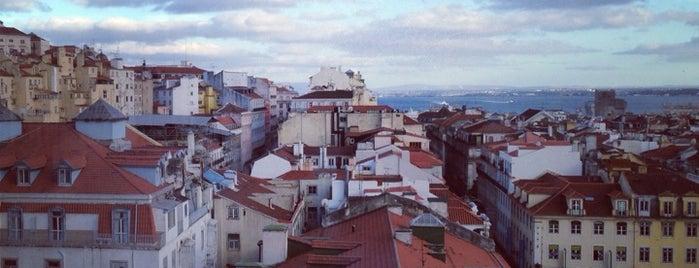 RoofTop Hotel Mundial is one of สถานที่ที่ João Pedro ถูกใจ.