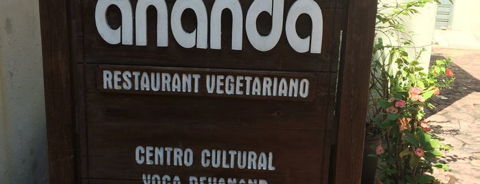 Ananda Restaurante Vegetariano is one of ᴡさんのお気に入りスポット.