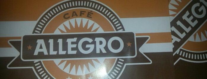 Cafe Allegro is one of Nicolas 님이 좋아한 장소.