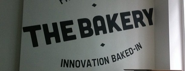 The Bakery is one of London - best of.