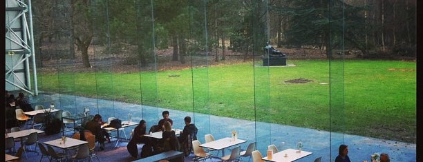 Sainsbury Centre for Visual Arts is one of University of East Anglia.