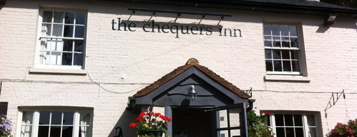 Chequers Inn is one of Lugares favoritos de Carl.