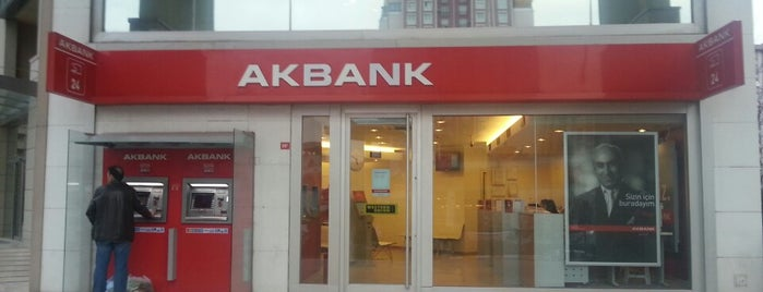 Akbank Atasehir Subesi is one of Toprakさんのお気に入りスポット.