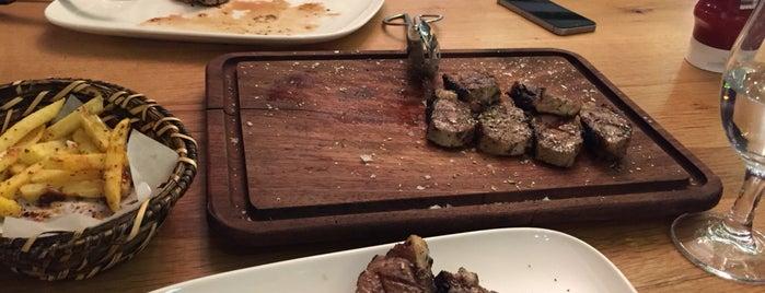 Örnek Et SteakHouse is one of Et'in halleri.