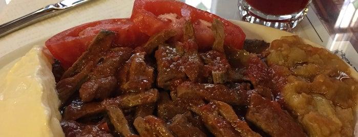 İskender is one of Et'in halleri.