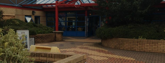 Haydon Centre and Gym is one of GLL Leisure Centres, Gyms, Pools.
