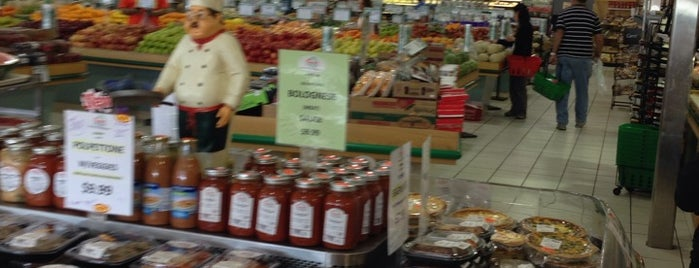 Galati is one of Grocery stores.