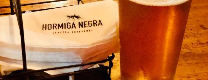 Hormiga Negra is one of Bares & Barras de Buenos Aires.