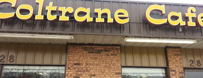Coltrane Cafe is one of OKC/Edmond Lunch Spots.
