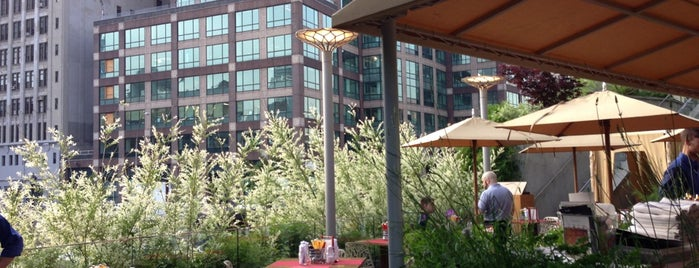 Treehouse Bar is one of Summer in the City.