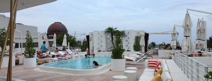 Highbar - Pool·Bar·Sky is one of Miami.