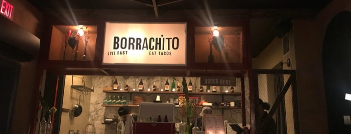 Borrachito is one of Dinner.