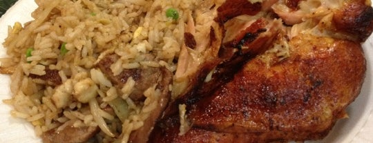 Peking BBQ Chicken is one of Gespeicherte Orte von Julia.