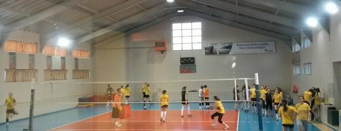Karayolları Spor Kulübü is one of Trainer Yamaç 님이 좋아한 장소.