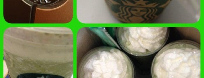 Starbucks is one of 🔱🌹Nilë🎊Vïvä🌹🔱'ın Beğendiği Mekanlar.