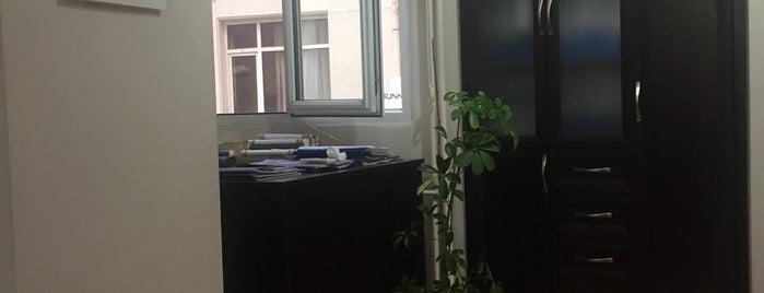 denge patent is one of Tempat yang Disukai Pınar Arıkaya.