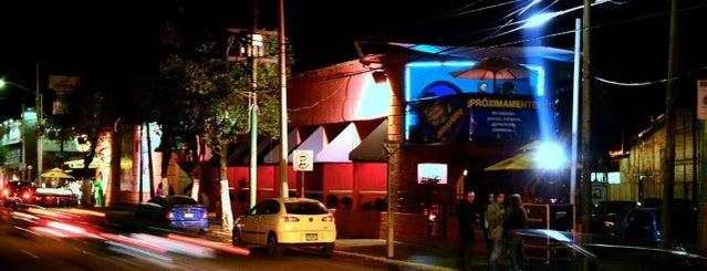 Iguana Rana Bar & Disco is one of Antros y bares predilectos de Hache.