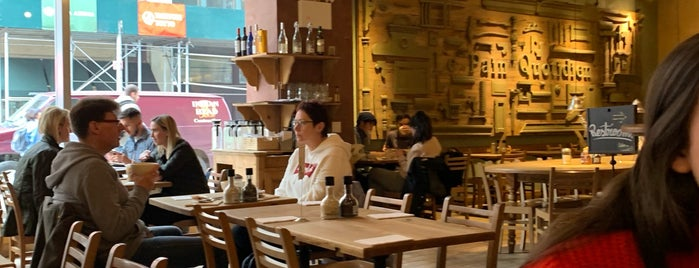 Le Pain Quotidien is one of USA NYC MAN Midtown West.