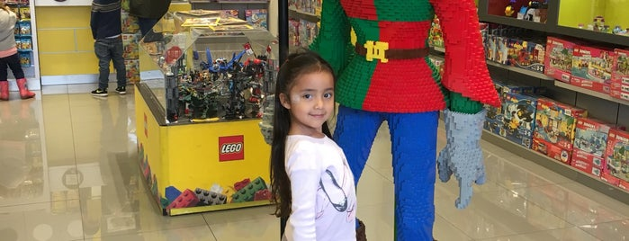 LEGO Store is one of Lieux qui ont plu à rafa.