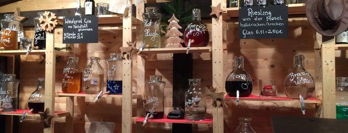 Franky Sonntags Glühwein is one of Weihnachtsmärkte Ruhr.