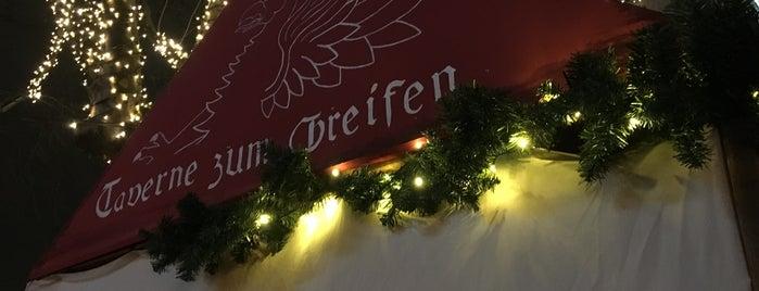Taverne zum Greifen is one of Weihnachtsmärkte Ruhr.