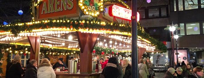 Arens' Glühwein is one of Weihnachtsmärkte Ruhr.