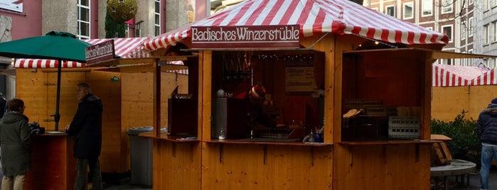 Badisches Winzerstüble is one of Weihnachtsmärkte Ruhr.