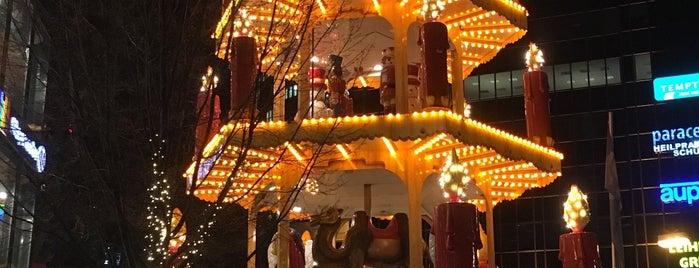 Weihnachtspyramide is one of Weihnachtsmärkte Ruhr.