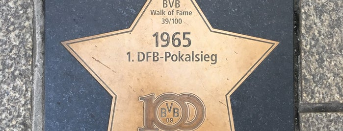 BVB Walk of Fame #39 1965 1. DFB-Pokalsieg is one of BVB Walk of Fame.
