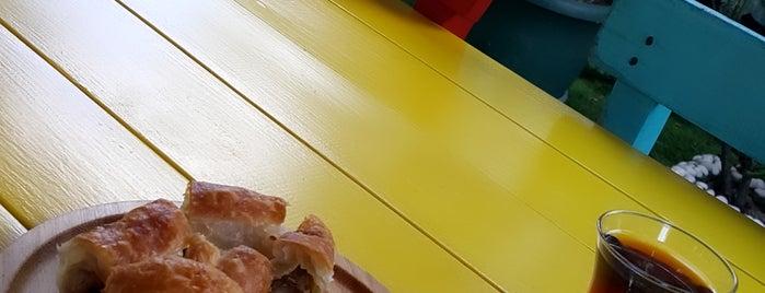 Oklava göçmen börekçisi is one of kahvaltı.