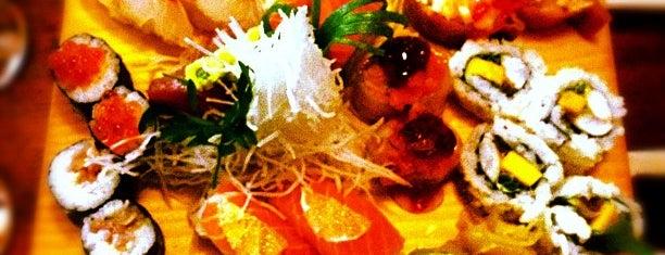 KyoDai Sushi Bar is one of Tempat yang Disimpan MENU.