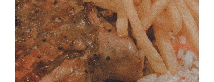 8Miles Bistro (Burger Banjir & Western) is one of Nasrul : понравившиеся места.