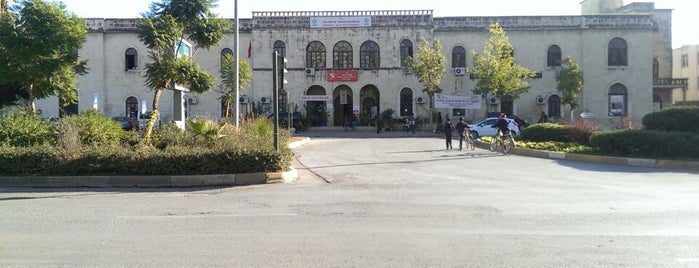 Mersin İl Halk Kütüphanesi is one of Yunus : понравившиеся места.