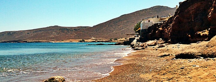 Χιώνα seafood restaurant is one of Crete.