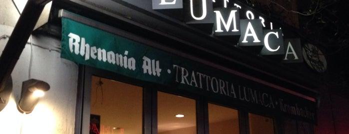 Lumaca Trattoria Italiana is one of Posti che sono piaciuti a Cansu.