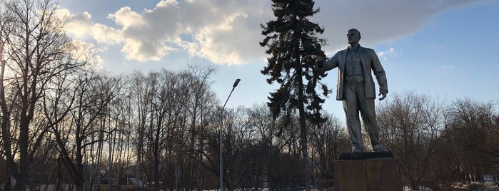 Памятник Ленину is one of MOW.