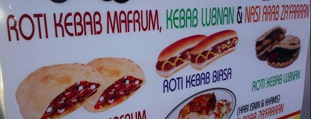 Roti Kebab Mafrum & Nasi Arab Za'farran is one of @Kota Bharu,Kelantan #4.