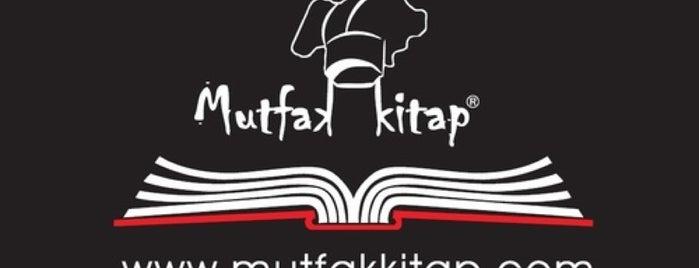 Mutfakkitap Ortakoy is one of Tempat yang Disimpan Şevket.