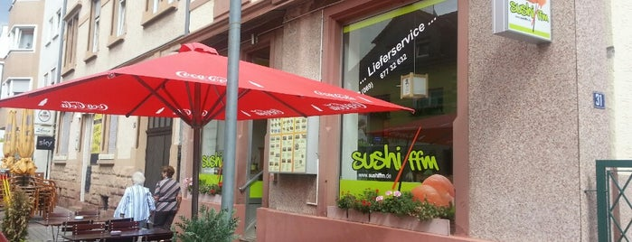 Sushi Nudelhaus is one of Sushi.